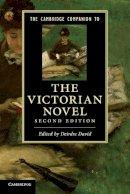 David, Deirdre - The Cambridge Companion to the Victorian Novel (Cambridge Companions to Literature) - 9780521182157 - V9780521182157