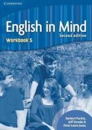 Puchta, Herbert; Stranks, Jeff; Lewis-Jones, Peter - English in Mind Level 5 Workbook - 9780521184571 - V9780521184571