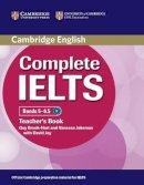 Brook-Hart, Guy; Jakeman, Vanessa - Complete IELTS Bands 5-6.5 Teacher's Book - 9780521185165 - V9780521185165