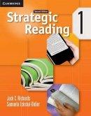 Richards, Jack C.; Eckstut-Didier, Samuela - Strategic Reading Level 1 Student's Book - 9780521281126 - V9780521281126