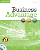 Godwin, Joy - Business Advantage Upper-intermediate Personal Study Book with Audio CD - 9780521281300 - V9780521281300