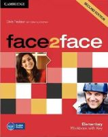 Redston, Chris - Face2face Elementary Workbook with Key - 9780521283052 - V9780521283052