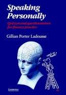 Ladousse, Gillian Porter - Speaking Personally - 9780521288699 - V9780521288699