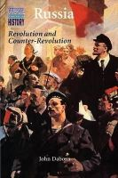 Daborn, John - Russia: Revolution and Counter-Revolution 1917-1924 (Cambridge Topics in History) - 9780521367905 - V9780521367905