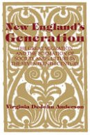 Anderson, Virginia DeJohn - New England's Generation - 9780521447645 - V9780521447645