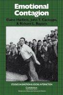 Hatfield, Elaine; Cacioppo, John T.; Rapson, Richard L. - Emotional Contagion - 9780521449489 - V9780521449489