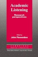 . Ed(s): Flowerdew, John - Academic Listening - 9780521455510 - V9780521455510