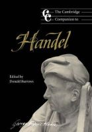 Burrows, Donald - The Cambridge Companion to Handel - 9780521456135 - V9780521456135