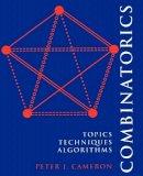 Cameron, Peter J. - Combinatorics: Topics, Techniques, Algorithms - 9780521457613 - V9780521457613