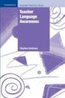 Andrews, Stephen - Teacher Language Awareness - 9780521530194 - V9780521530194
