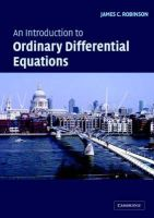 Robinson, James C. - An Introduction to Ordinary Differential Equations (Cambridge Texts in Applied Mathematics) - 9780521533911 - V9780521533911