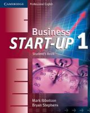 Ibbotson, Mark, Stephens, Bryan - Business Start-Up 1 Student's Book (Cambridge Professional English) - 9780521534659 - V9780521534659