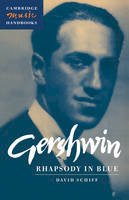 Schiff, David - Gershwin: Rhapsody in Blue - 9780521559539 - V9780521559539