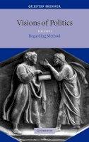 Skinner, Quentin - Visions of Politics - 9780521581059 - V9780521581059