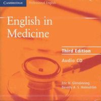 Glendinning, Eric H.; Holmstrom, Beverly A.S. - English in Medicine Audio CD - 9780521606684 - V9780521606684