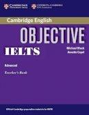 Capel, Annette, Black, Michael - Objective IELTS Advanced Teacher's Book - 9780521608756 - V9780521608756