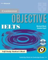 Capel, Annette, Black, Michael - Objective IELTS Advanced Self Study Student's Book with CD ROM - 9780521608831 - V9780521608831