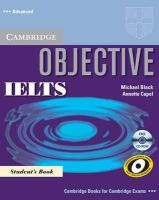 Capel, Annette, Black, Michael - Objective IELTS Advanced Student's Book with CD-ROM - 9780521608848 - V9780521608848