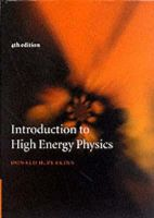 Perkins, Donald H. - Introduction to High Energy Physics - 9780521621960 - V9780521621960