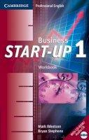 Ibbotson, Mark; Stephens, Bryan - Business Start-Up 1 Workbook with Audio CD/CD-ROM - 9780521672078 - V9780521672078