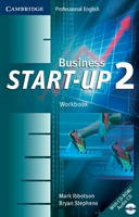 Ibbotson, Mark; Stephens, Bryan - Business Start-Up 2 Workbook with Audio CD/CD-ROM - 9780521672085 - V9780521672085