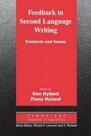 Hyland, Ken; Hyland, Fiona - Feedback in Second Language Writing - 9780521672580 - V9780521672580