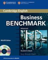 Brook-Hart, Guy - Business Benchmark Advanced Student's Book with CD ROM BULATS Edition - 9780521672948 - V9780521672948