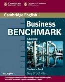 Brook-Hart, Guy - Business Benchmark Advanced Student's Book BEC Edition - 9780521672955 - V9780521672955