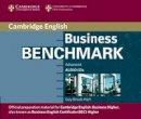 Brook-Hart, Guy - Business Benchmark Advanced Audio CD BEC Higher - 9780521672993 - V9780521672993