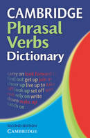 Cambridge University Press - Cambridge Phrasal Verbs Dictionary - 9780521677707 - V9780521677707