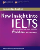Vanessa Jakeman, Clare McDowell - New Insight into IELTS Workbook with Answers (Cambridge Books for Cambridge Exams) - 9780521680905 - V9780521680905