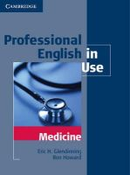 Eric Glendinning, Ron Howard - Professional English in Use Medicine - 9780521682015 - V9780521682015