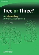 Ann Baker - Tree or Three?: An Elementary Pronunciation Course (Face2face S) - 9780521685269 - V9780521685269