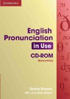 Donna, Sylvie; Marks, Jonathan - English Pronunciation in Use Elementary CD-ROM for Windows and Mac (single User) - 9780521693707 - V9780521693707