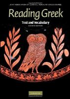 Joint Association of Classical Teachers - Reading Greek: Text and Vocabulary - 9780521698511 - V9780521698511