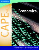 Bamford, Colin - Economics for CAPE (Caribbean) - 9780521701419 - V9780521701419