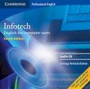 Remancha Esteras, Santiago - Infotech Audio CD (Cambridge Professional English) - 9780521703017 - V9780521703017