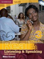 Craven, Miles - Cambridge English Skills Real Listening and Speaking 3 with Answers and Audio CD - 9780521705882 - V9780521705882