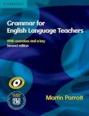 Parrott, Martin - Grammar for English Language Teachers - 9780521712040 - V9780521712040