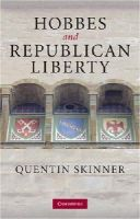 Skinner, Quentin - Hobbes and Republican Liberty - 9780521714167 - V9780521714167