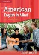 Hart, Brian; Rinvolucri, Mario; Puchta, Herbert; Stranks, Jeff - American English in Mind Level 1 - 9780521733403 - V9780521733403