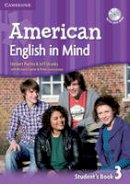 Puchta, Herbert; Stranks, Jeff - American English in Mind Level 3 Student's Book with DVD-ROM - 9780521733540 - V9780521733540