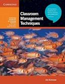 Scrivener, Jim - Classroom Management Techniques - 9780521741859 - V9780521741859