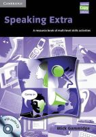 Gammidge, Mick - Speaking Extra Book and Audio CD Pack: A Resource Book of Multi-level Skills Activities (Cambridge Copy Collection) - 9780521754644 - V9780521754644