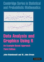 Maindonald, John, Braun, W. John - Data Analysis and Graphics Using R: An Example-Based Approach (Cambridge Series in Statistical and Probabilistic Mathematics) - 9780521762939 - V9780521762939