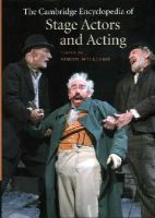 - The Cambridge Encyclopedia of Stage Actors and Acting - 9780521769549 - V9780521769549