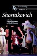 - The Cambridge Companion to Shostakovich (Cambridge Companions to Music) - 9780521842204 - V9780521842204