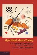 - Algorithmic Game Theory - 9780521872829 - V9780521872829