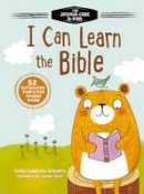 Shivers, Holly Hawkins - I Can Learn the Bible: The Joshua Code for Kids: 52 Devotions and Scriptures for Kids - 9780529108999 - V9780529108999