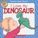 Jayne-Church, Caroline - Lovemeez: I Love My Dinosaur - 9780545835923 - V9780545835923